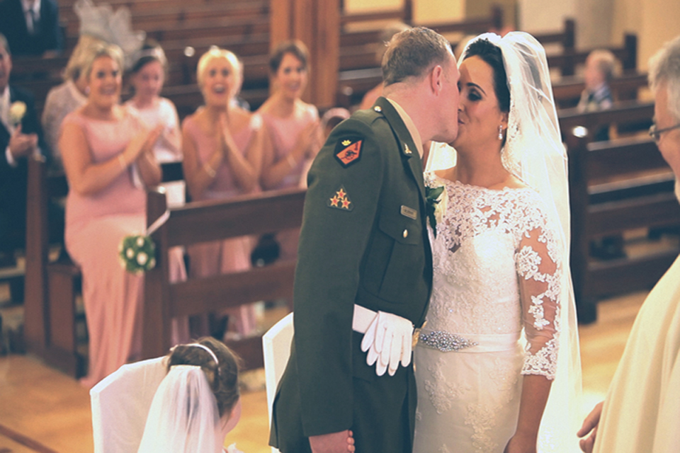 wedding video cork