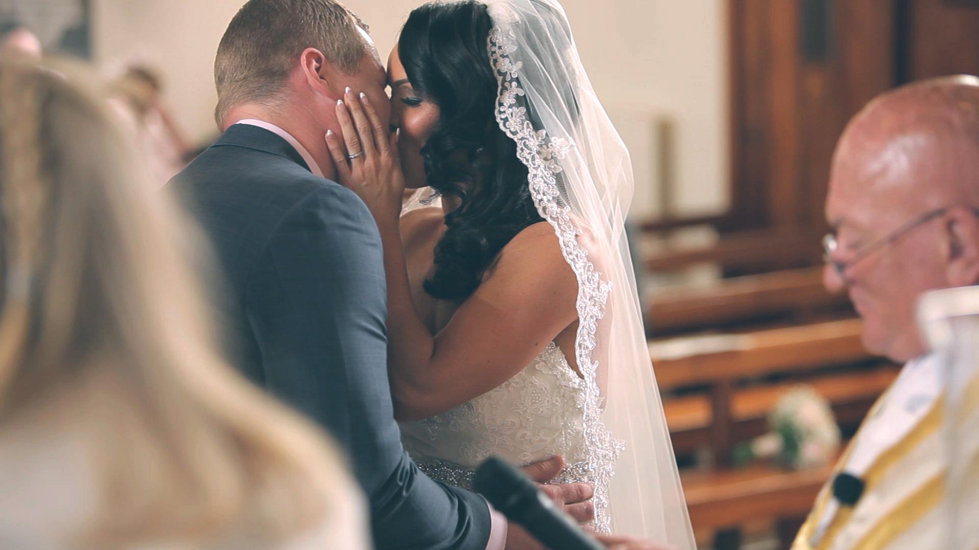 Wedding Video Waterford Aisling David Mount Wolseley Cinematic